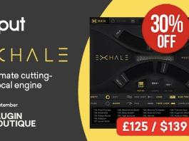 Output EXHALE Sale