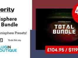Audiority Omnisphere Total Bundle Sale