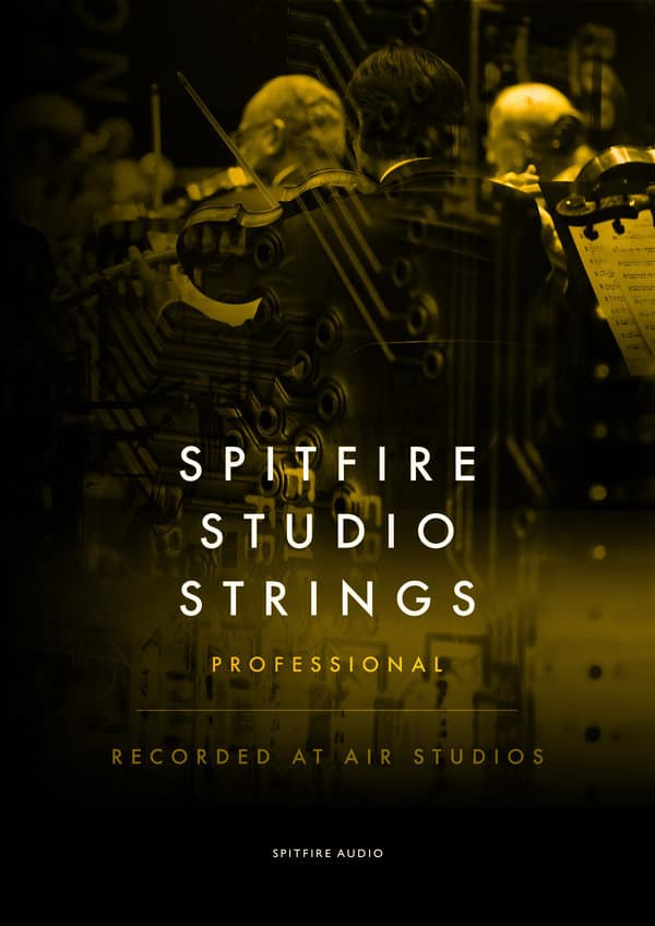 Spitfire Studio Strings Professional by Spitfire Audio