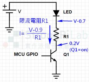 LED的電源電路