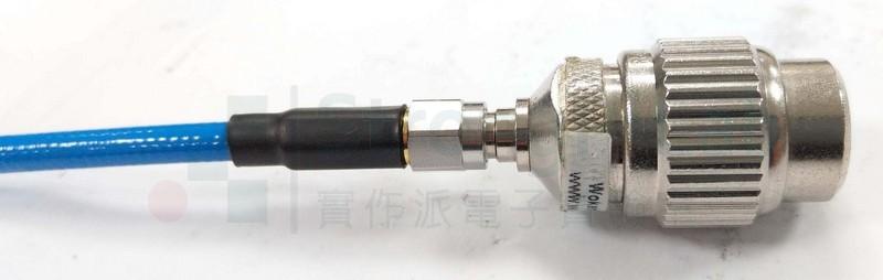 測量N type終端電阻的S11