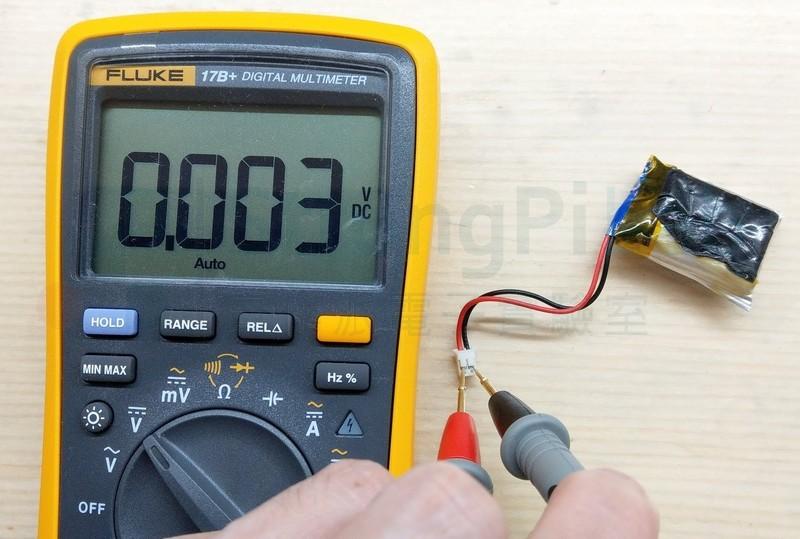 鋰電池已經故障