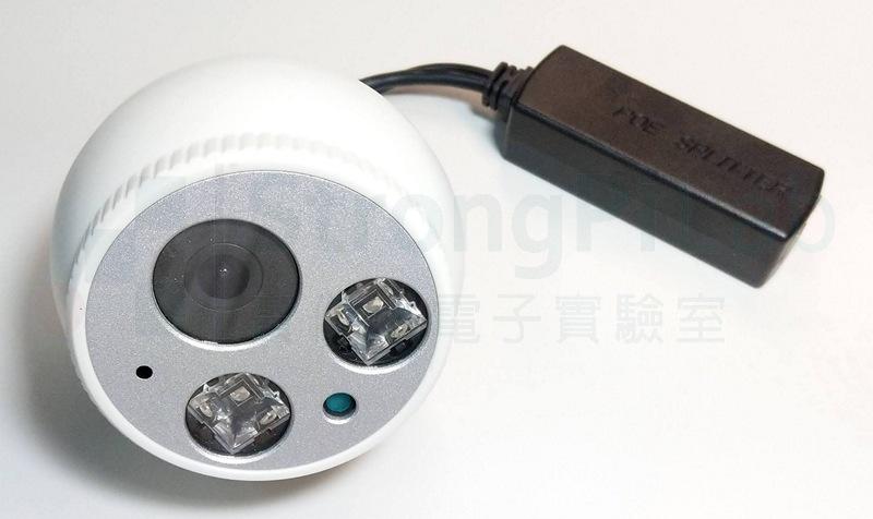 修理完成的IP Camera