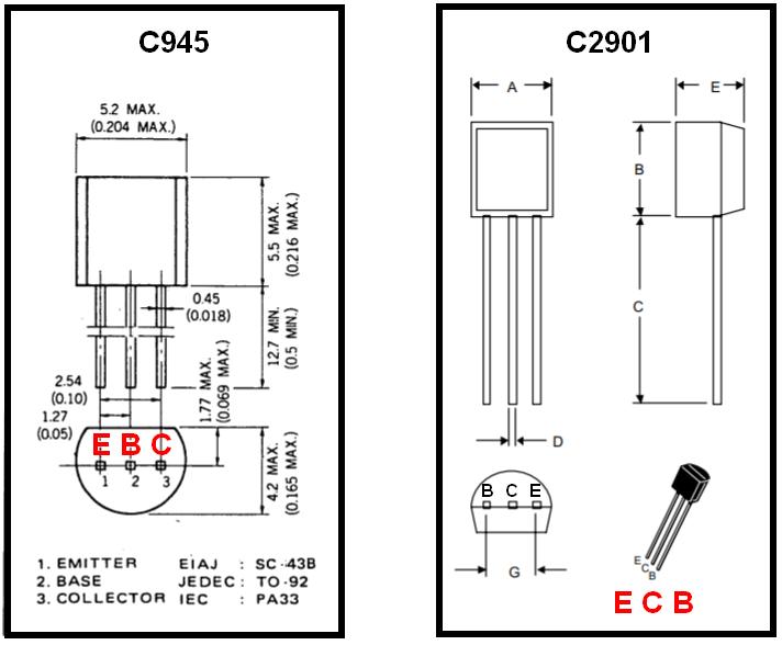使用C2901取代C945