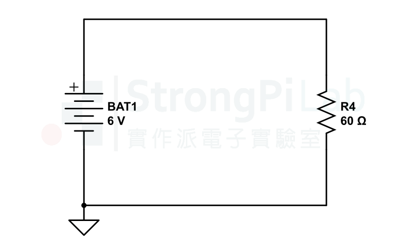 定電阻的負載不適合做放電曲線