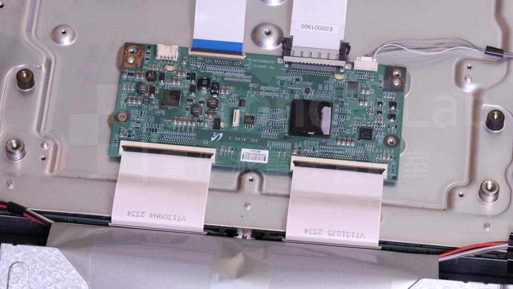 液晶電視 的邏輯板TCON board
