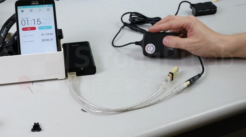 102 ohm的串接電阻挑戰失敗