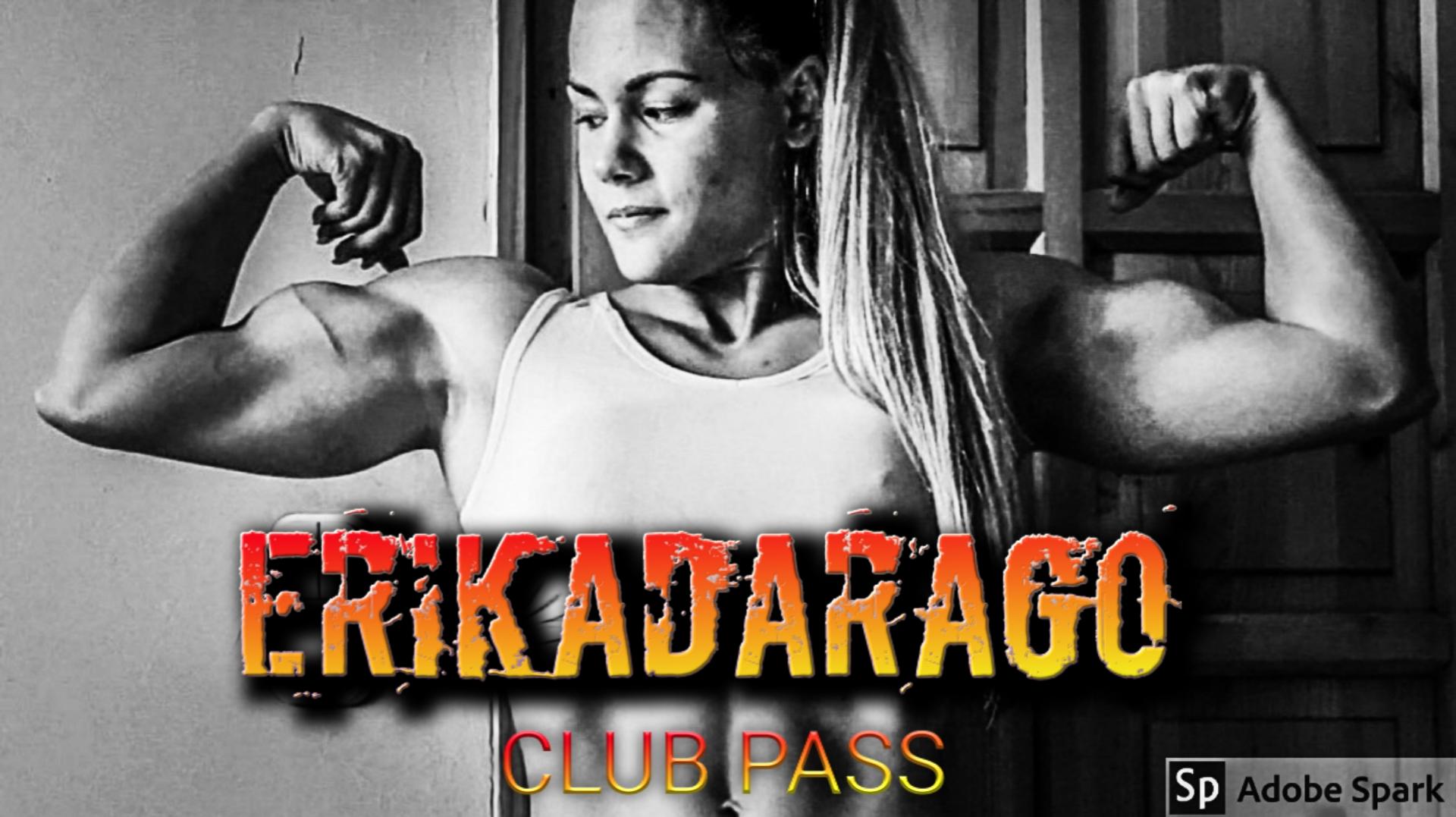 Erikadarago Club Pass