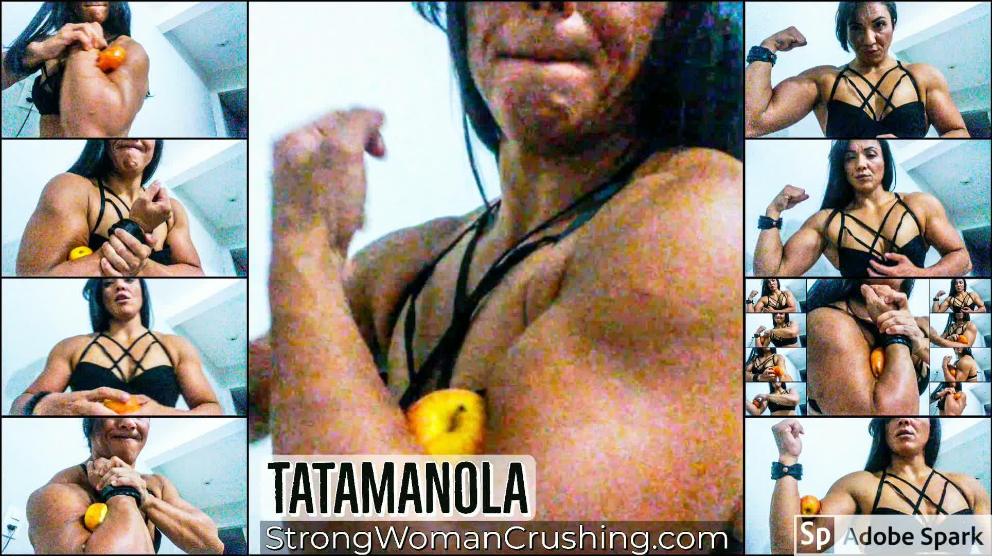 Tatamanola fruit destruction
