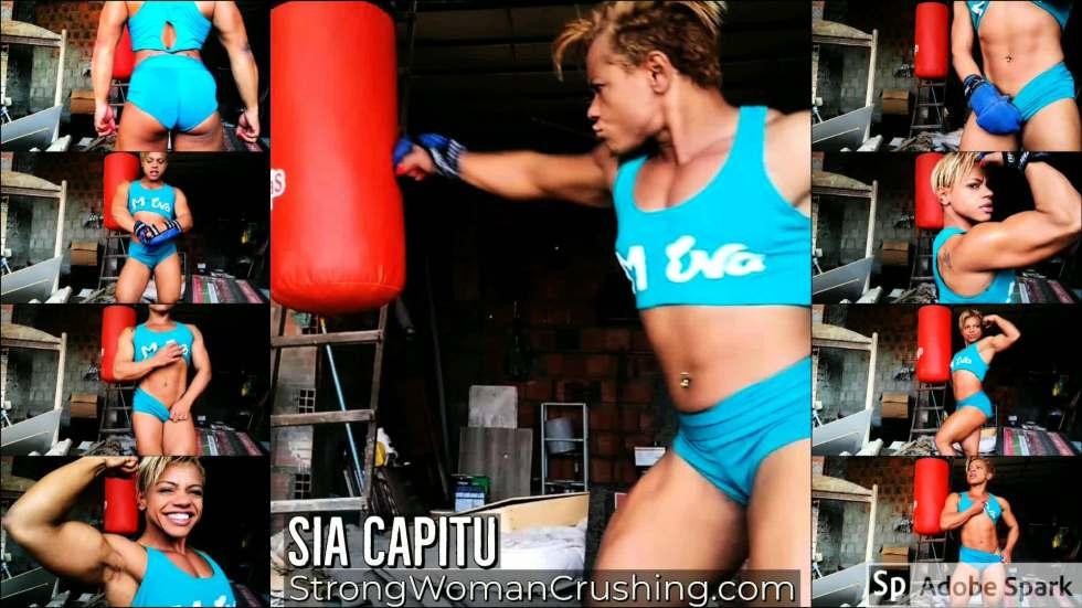 Sia Capitu muscle boxing