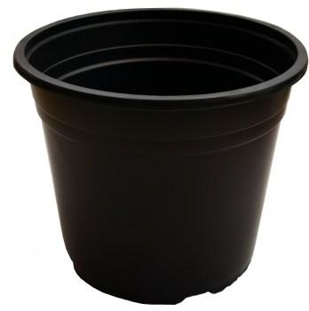 Ghiveci VCD negru(10.5 cm)