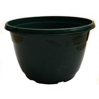 Ghiveci negru 9 cm
