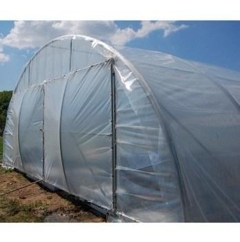 Solar tunel 8x10 m folie dubla inflata