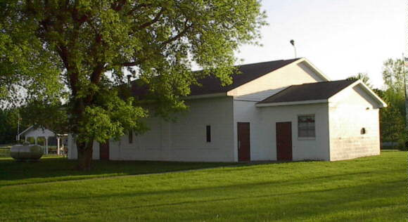 Grant to expand Lee Township Hall