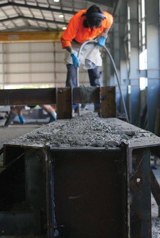 Precast Concrete Floor Panels