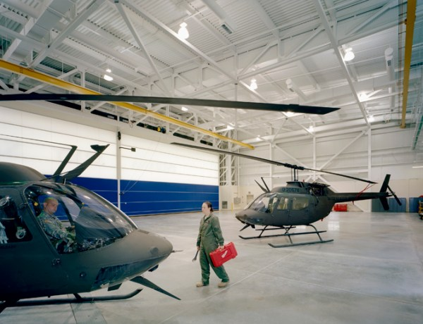 Aviation Support Facility | American Structurepoint