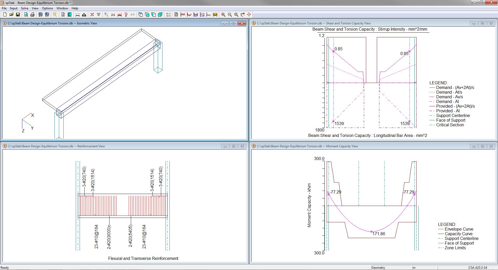 Beam Deflection Diagrams Diagram
