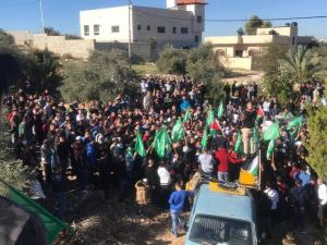 West Bank rises after Israeli terror raids