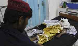 U.S. continues criminal airstrikes in Afghanistan