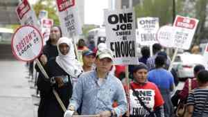 Marriott workers win strike