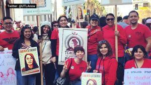 35,000 Los Angeles teachers set January strike
