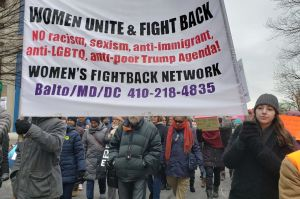 Women's March 2019: Struggle continues for radical, anti-racist agenda