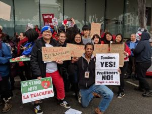 Los Angeles teachers' strike bulletin - Jan. 14, 2019