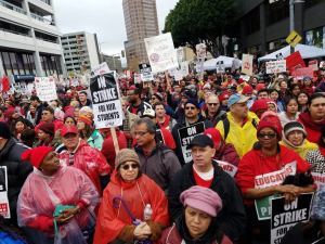 Los Angeles teachers' strike bulletin – Jan. 15, 2019