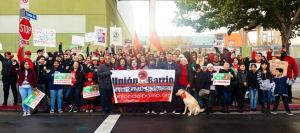 LA teachers and community unite