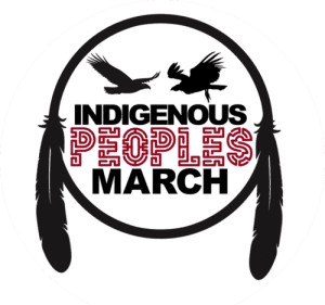 Indigenous Peoples March in Washington DC