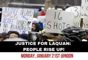Justice For Laquan: People Rise Up - Chicago - Jan. 21, 2019