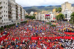 Hands off Bolivarian Venezuela!