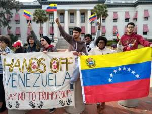 Washington, DC: Hands off Venezuela!