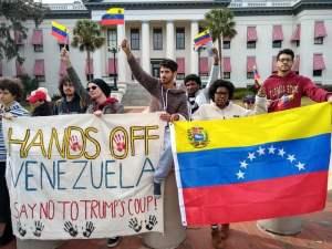 Washington, DC: Hands off Venezuela!