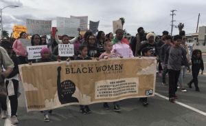 San Diego marches honor Black women's struggles