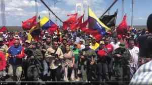 Venezuela Bolivariana derrotó firmemente la fecha para el cambio de régimen