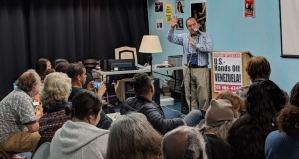 Guatemalan speaker calls for left solidarity with Indigenous communities