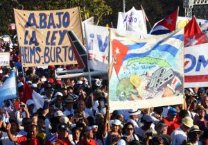 November anti-imperialist solidarity conference in Cuba