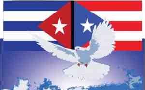 Los puertorriqueños demandan: ¡Terminar con el bloqueo de Cuba!