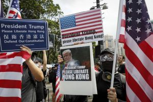 Behind the anti-China protests in Hong Kong