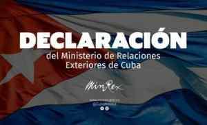 Cuba demands release of health workers in Bolivia