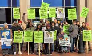 Fight for truth and justice in Harford County, Md., continues