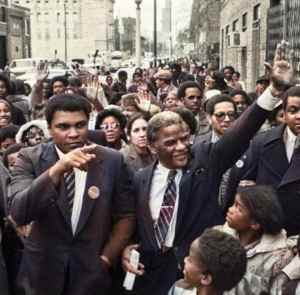 The people put Harold Washington in City Hall