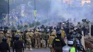 At least five killed by army in massacre in Cochabamba, Bolivia