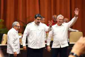 Hundreds stand tall in solidarity with the people of Latin America at Havana Conference