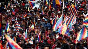 Bolivia: El Alto's history of resistance