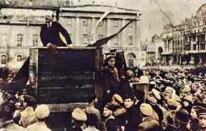 The Russian Revolution changed the world forever