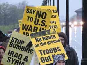 Minneapolis Jan. 4: Anti-war protest: U.S. Troops Out of Iraq - No War on Iran