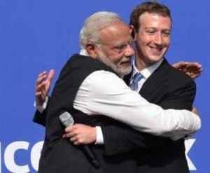 U.S tech giants back India's Hindu nationalist prime minister