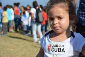 Let's work to #UnblockCuba